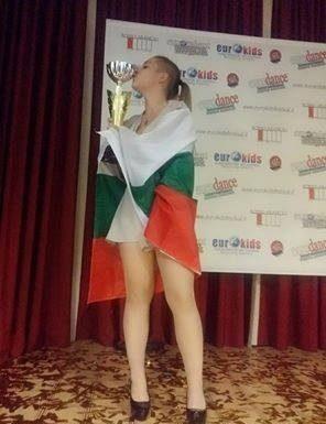 Дете от Монтана №1 на фестивал в Италия