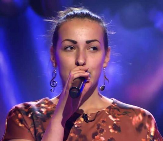 """Гергана от Добрич се бори за титлата """"Гласът на Фландрия"""""""