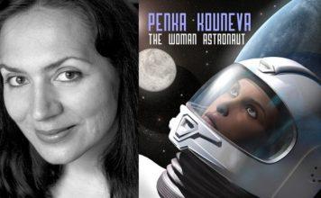 """За """"Жената астронавт"""" и Пенка Кунева – един български творец в Холивуд"""