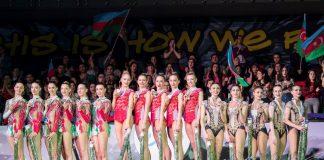 Грациите ни с второ злато на Световното в Баку (ВИДЕО)