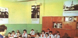 Някога нямаше как да влезеш в училище без да си облечен в униформа