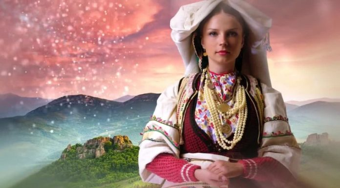 Тайните на българската носия