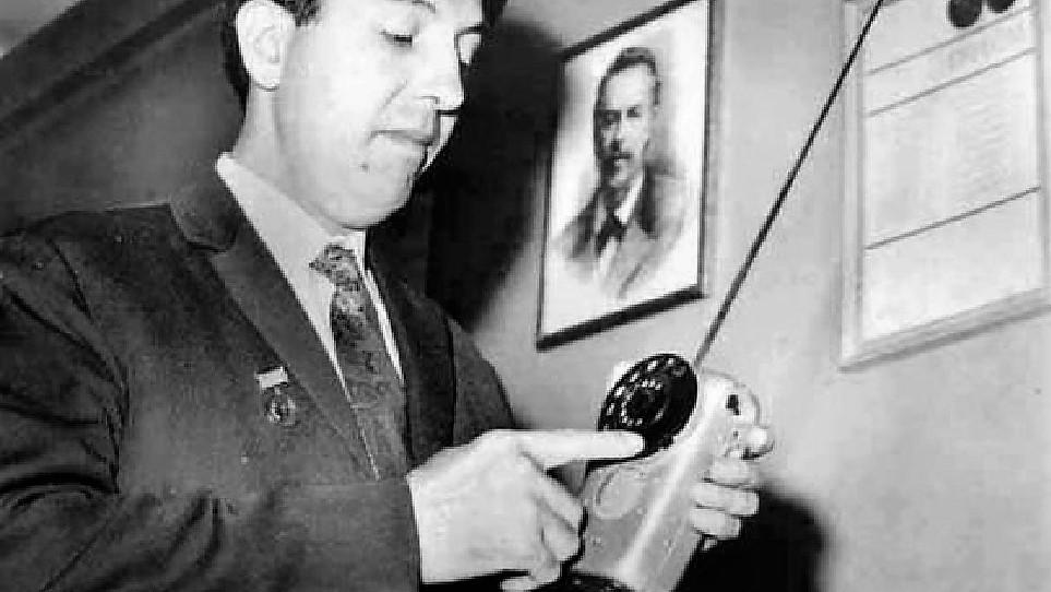 """Това е първият български мобилен телефон – от 1969 г. – """"пропадналият"""" социализъм изпреварил Запада с десетилетия…"""