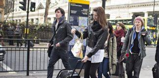 Историята на една млада българка в Лондон
