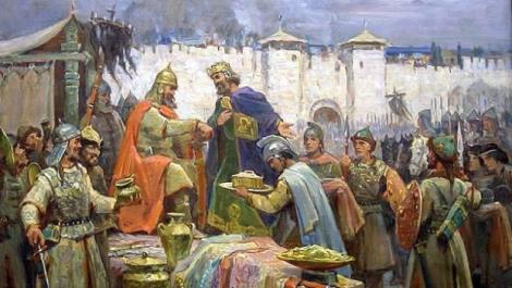 Как българският хан Тервел спаси Европа от исляма