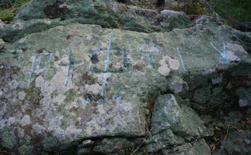 Сбъдва се пророчество на Ванга: Показаха сензационния надпис край Първомай! Символите разкриват тайната за българите