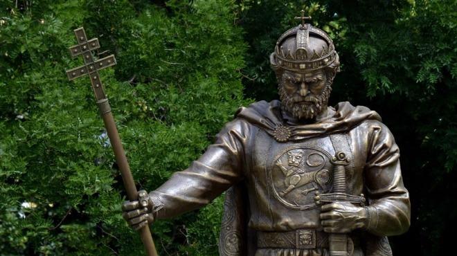 Македония най-накрая призна: Цар Сaмуил е български цар!