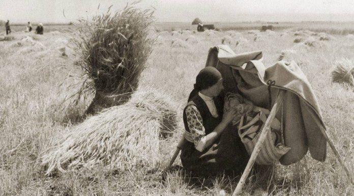 В Царска България през 1940г. картината на мизерията е страшна…