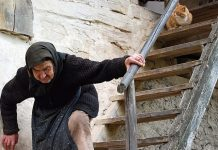 Една истинска история за Баба Иванка от съседното село