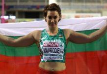 Радослава Мавродиева е европейска шампионка в Глазгоу