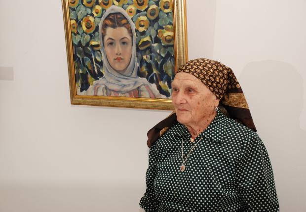 """Мадоната на Майстора – баба Тодорка, от """"Момичето със слънчогледите"""", вече е при него"""