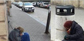 Модерна България: Учителка с 40 години стаж проси на жълтите павета, подритват я като мръсно куче