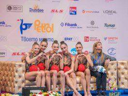 Браво! Златните ни момичета спечелиха многобоя на Световната купа в София