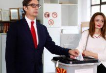 Извънредна новина за президентските избори в Северна Македония