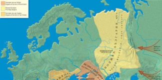 Седемте Българии, създадени на Европейския континент