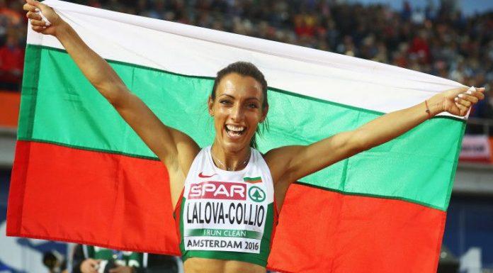 Ивет Лалова счупи рекорд и взе квота за олимпиадата