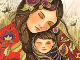 Майките винаги са с нас, дори и след смъртта… Трогателна притча за майката!