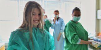 12-годишно момиче дари животоспасяваща техника за недоносени бебета