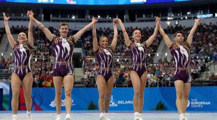 10-ти медал за България на европейските игри