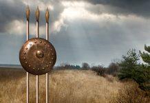 Как българите преди 1300 години успяха да опазят границата си между два свята