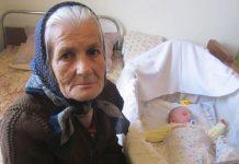 Баба Недка от с. Раданово отгледала 22 деца, сега със 150 лв. пенсия се грижи за правнуче