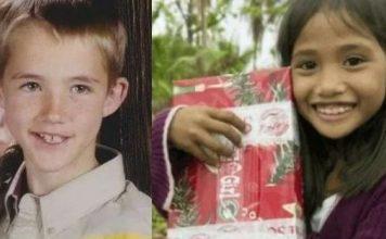 Момченце изпрати колет в чужбина, който след 15 години преобърна живота му