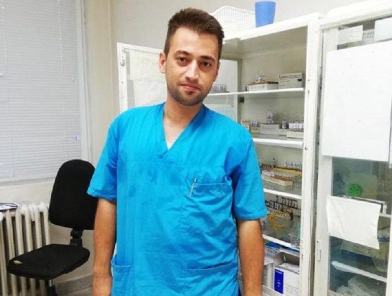 Лекар-герой в Горна Оряховица – спаси мъж без пулс