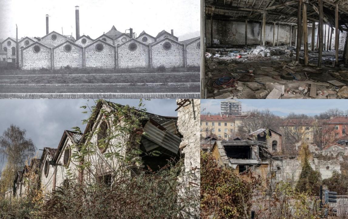 Захарна фабрика – най-модерната в България преди 120 г., днес тъне в разруха