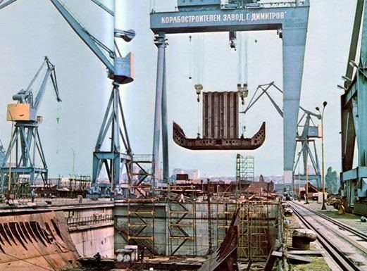 "Танкерът ""Хан Аспарух"" – флагманът на родното корабостроене"