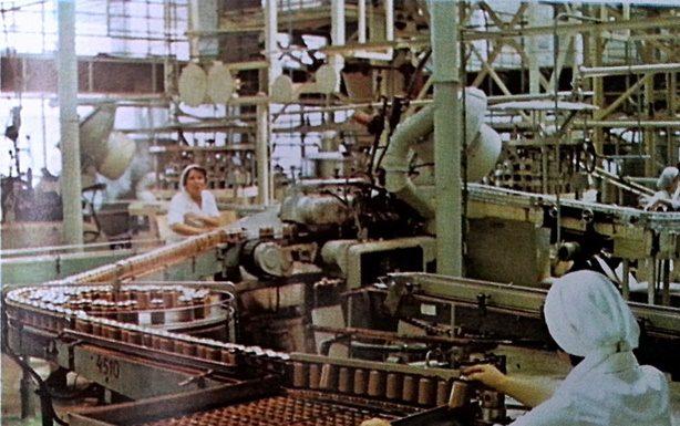 """Съдбата на консервен комбинат """"Марица"""" – най-голямото консервно предприятие на Балканите (Статия)"""