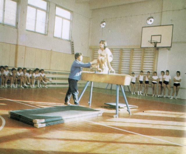 Спомен за часа по физическо през 80-те и речника на ученика от наши дни