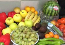 Българин напълни 8 торби с плодове и зеленчуци в Лондон за 17 лв., а мин. пенсия там е 1500 лв.