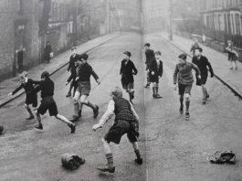 Това беше футболът, който играехме като деца