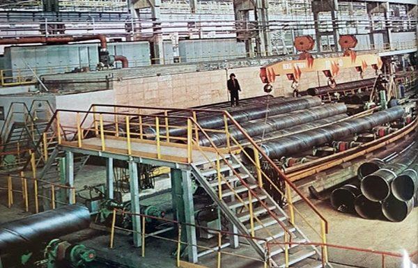 Как един завод давал работа на хиляди е обезкостен и изравнен със земята за нула време