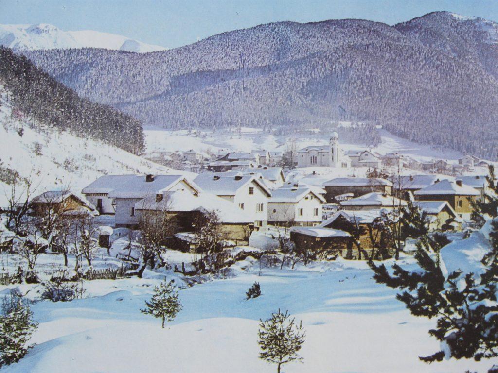 Как преборвахме снега преди 1989 г.