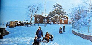 Спомени от снежните зими, когато бяхме деца