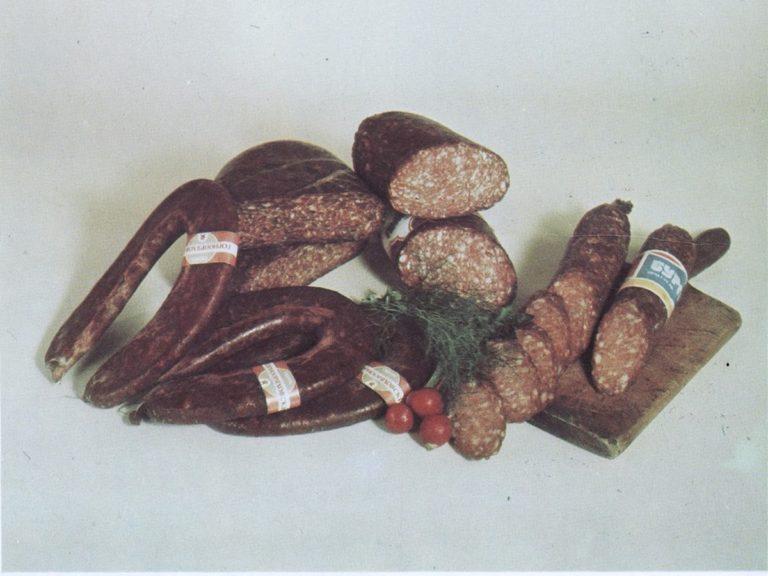 През соца луканка се купуваше само за гости, ладата беше символ на престиж