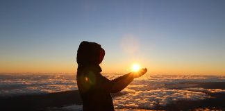 Да намериш мир в тъмните кътчета на живота си