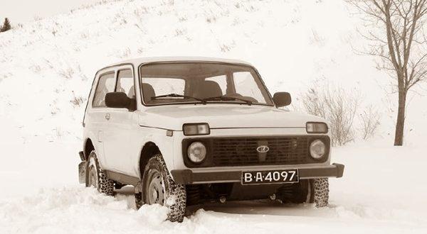 Лада Нива: Руската кола, която превзе света