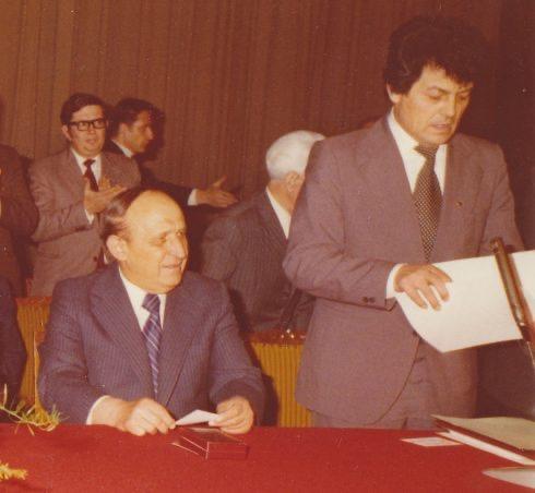 В памет на легендарния строител Георги Карауланов – зидарят на индустриална България