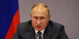 """ТВ """"Русия 1"""" показа списък с неприятелски страни към Руската федерация след указ на Путин"""